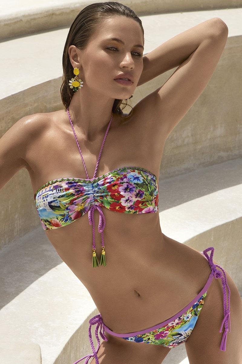 Luksusowy kostium kąpielowy Abella z biustonoszem bez fiszbin