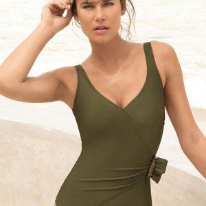 Damski luksusowy wyszczuplający kostium kąpielowy Amalea