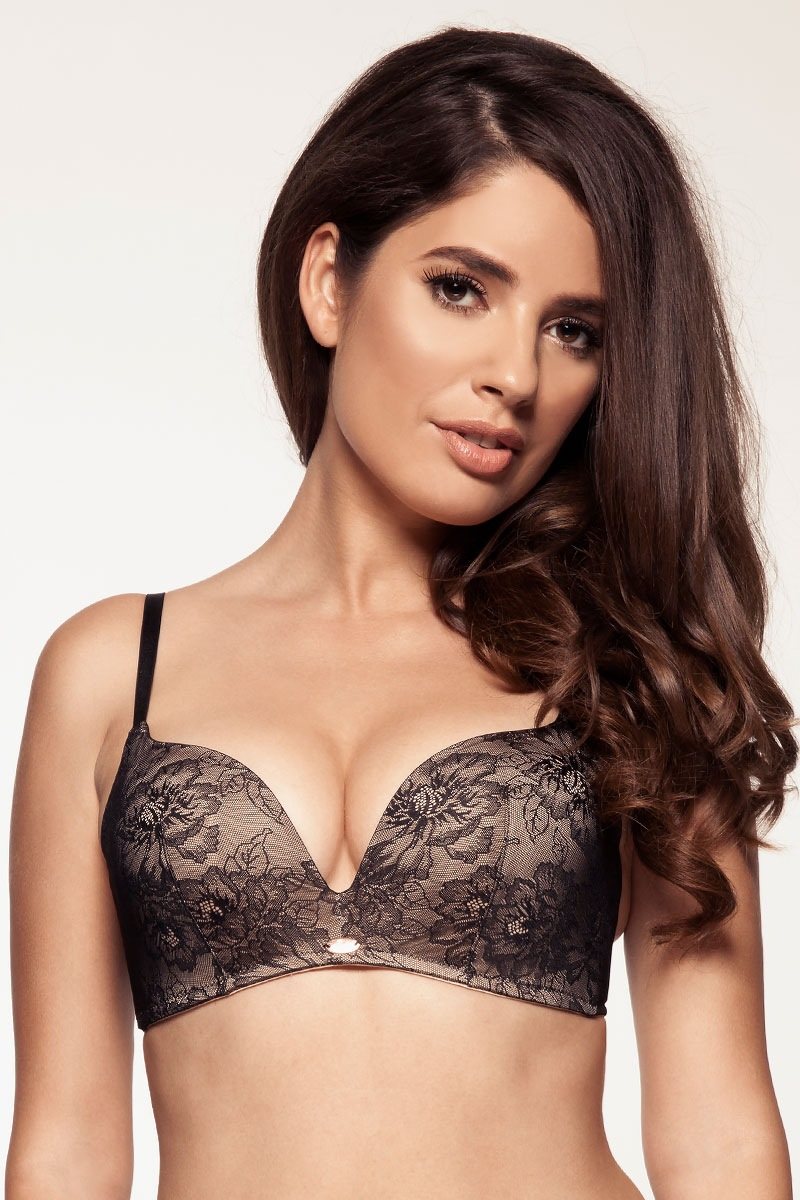 Biustonosz Gossard New Lace Push-Up