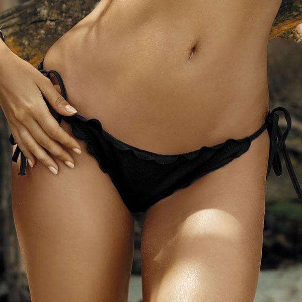 Figi od dwuczęściowego kostiumu kąpielowego Delaney