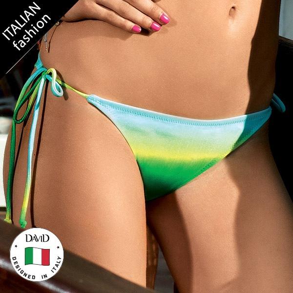 Figi od włoskiego kostiumu plażowego Celastina