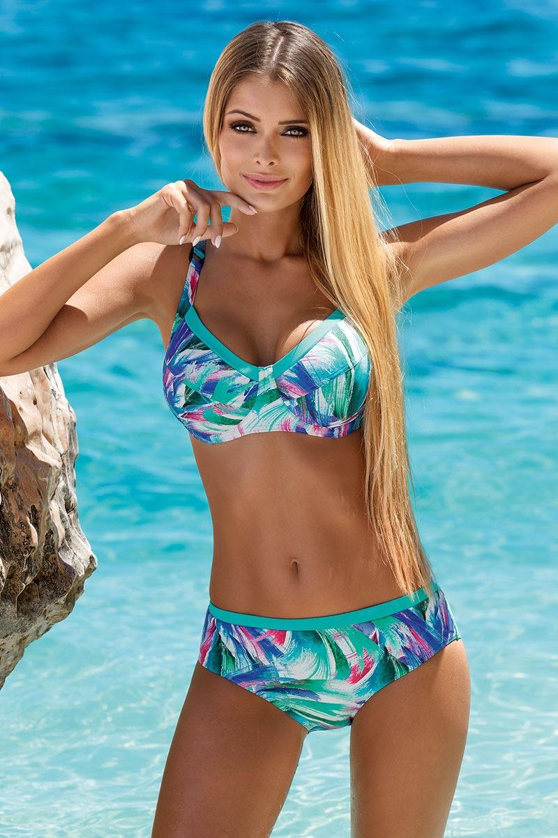 Dwuczęściowy kostium kąpielowy Nina